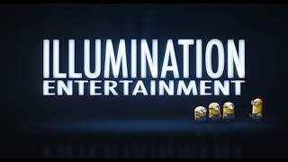 Minions singing ILLUMINATION intro