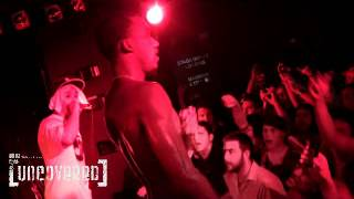 Hopsin and Swizzz Kill Her LIVE