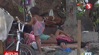 SWS: Bilang ng mga Pinoy na itinuturing ang sarili na mahirap, bumaba
