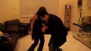 DANCA DA PERNINHA