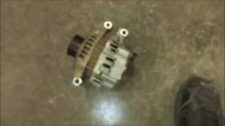 2004 Honda Cr V Alternator Replacement Tips