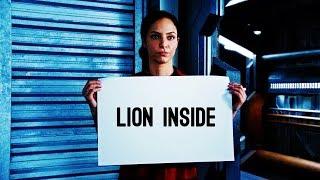 Lions Inside // LΣGΣND Of Tomorrow