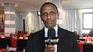 Ismael Abdourahman dévoile les objectifs de la 32e réunion du Comité intergouvernemental d'experts (CIE)