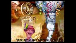 Cachaça Não É Água - Marchinhas de Carnaval
