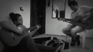 Tu - Shakira (Cover) Tatiana Barbosa y Andres Rodriguez.