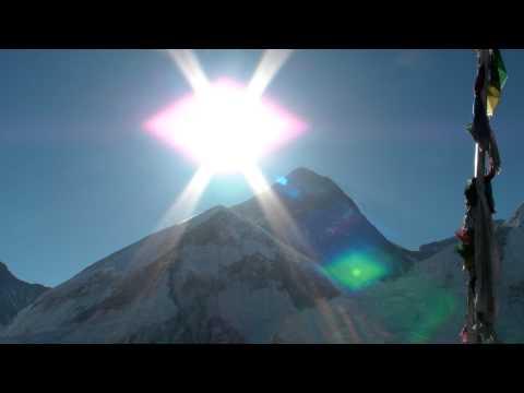 SANY1340.MP4  Mt. Everest View from Kala Patthar / カラパタールから見たエベレスト
