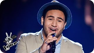 Faheem performs 'Marvin Gaye' - The Voice UK 2016: Blind Auditions 4