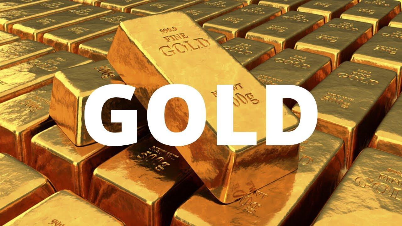 GOLD: tutto sembra pronto per il ribasso