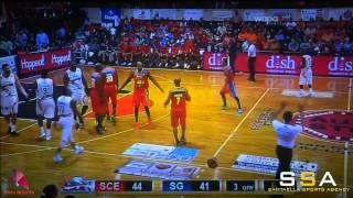Wil Martinez Correa SSA Basketball Prospect Highli