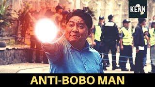 Atty. Larry Gadon as Anti-Bobo Man | Gadon Meme | Mga Bobo