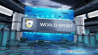 After Effects Template: Sport Opener