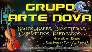 Grupo Arte Nova - Musica - Rosa Negra de Toy