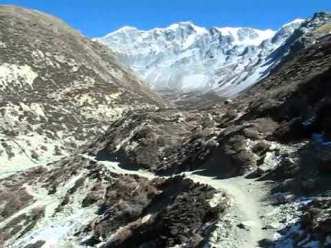 Full Around the Annapurna Trek, Nepal, January 2011