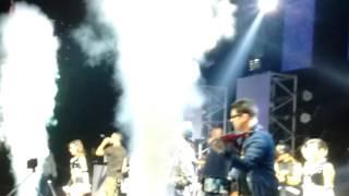 Arcángel - pa que la pases bien (en vivo) Luna Park Argentina