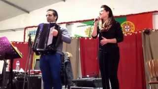 Rita Melo e Ricardo Laginha - Bailando