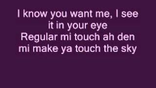 Mavado- I Know You Want Me With Lyrics