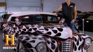 Counting Cars - White Lightning | History