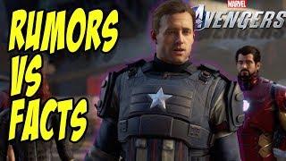 Marvel Avengers Game  Trailer Info