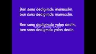 Muhabbet - Ben Sana Dedim...