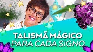 Talismã mágico para cada signo - Por Márcia Fernandes