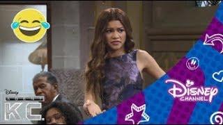 Le mariage tourne mal | L'Agent K.C. | Disney Channel BE
