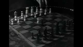 "Шахматы в фильме ""Шах и мат"" (1956)"