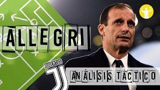 Massimiliano Allegri   Análisis Táctico ( Juventus )