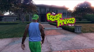 GTA 5 Music Video (Fresh Prince of Bel-Air - Will Smith) [HD]