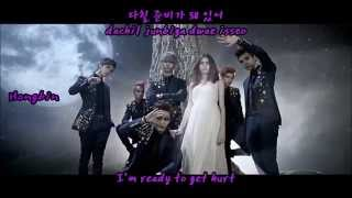VIXX (빅스) - On and On MV (다칠 준비가 돼 있어) [Color Coded+English Subs+Romanization+Hangul]