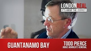 Todd Pierce - Guantanamo Bay TRAILER | London Real