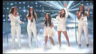 """Fifth Harmony On Helium - """"Hero"""""""