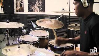 Angel ft. Sneakbo - Run This (Drum Cover) by JimDrums