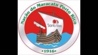 Canta Pra Xangô Omulú - Nação Maracatu de Porto Rico