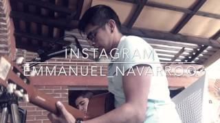 Te vi venir - sin bandera - Cover - Emmanuel Navarro