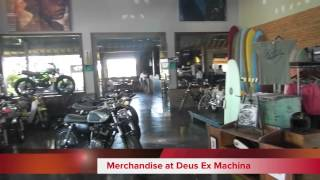 Deus Ex Machina Bali