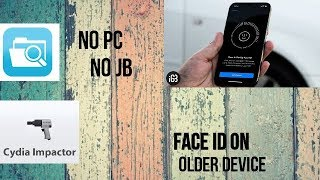 Get Face ID on Older iphone 5s , 6, 7,8 plus