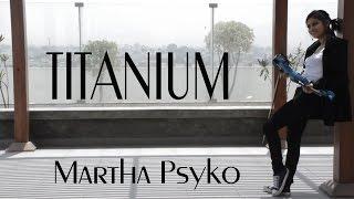 TITANIUM 💿 en VIOLIN ELECTRICO!! (David Guetta)