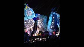 Blue Foundation Eyes on Fire (Zeds Dead Remix), Live at Tomorrowworld 2014