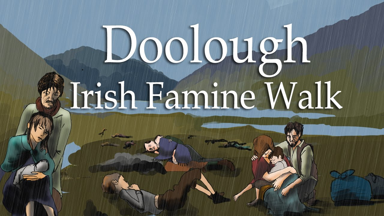 Doolough Tragedy – Irish Famine Victims' Walk of Death
