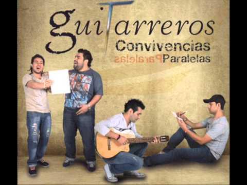 Aguita Y Sal de Guitarreros Letra y Video
