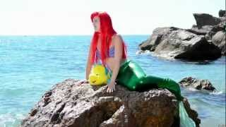 Video Cosplay : La Petite Sirène 2 (Little Mermaid 2) - Version 2