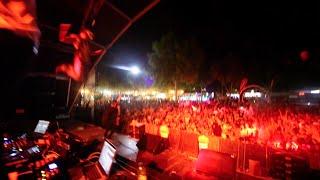 NINJA KORE in PORTUGAL - SENTE O SOM (Live Crato)