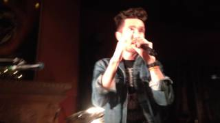 Bastille: Send Them Off! (Live debut Gramercy Park Hotel 12/1/15)
