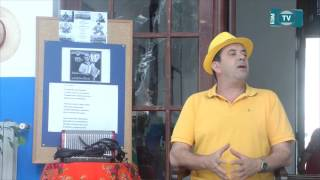 Escola da Avenida - Semana da Música - Augusto Canário - 30 de setembro de 2015