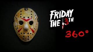 Friday The 13th 360°   Cardboard Horror