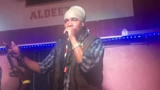 Turbulence 'the future' concert Aldeez sports bar Dallas