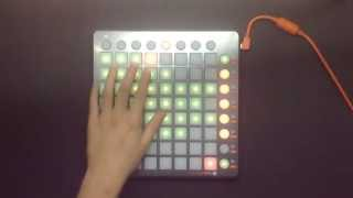 Deorro/Chris Brown - five more hours (Panico launchpad cover)