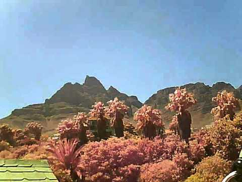 Timelapse Video – Table Mountain – 03/01/2011