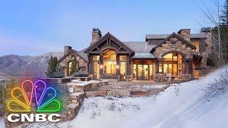 Secret Lives Super Rich: See Inside A $22M Aspen Mega-Home | CNBC Prime