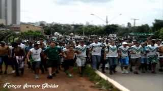 FORÇA JOVEM GOIAS - ZONA LESTE 2013